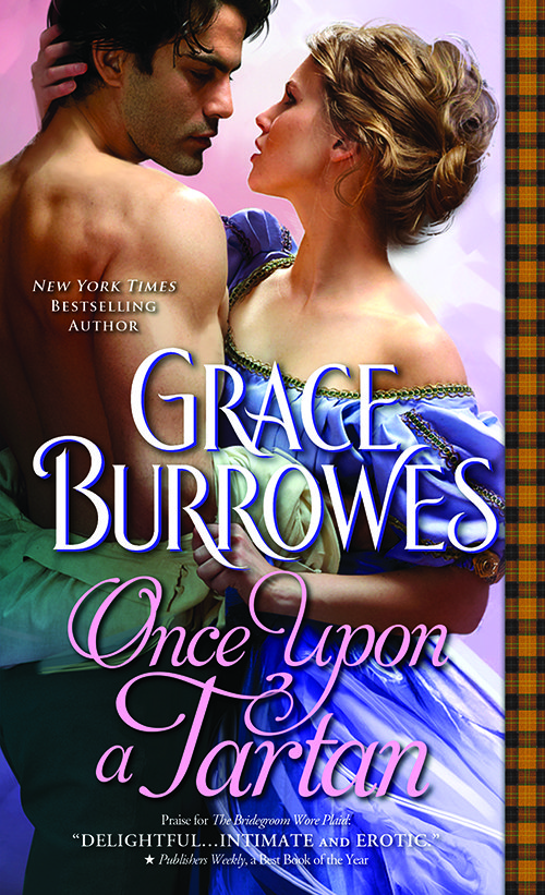 Once Upon a Tartan Cover