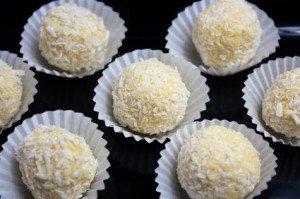 white truffles Mary Ellen Taylor