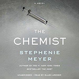 The Chemist by Stephenie Meyer (Audiobook)