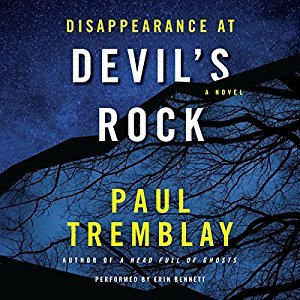 Disappearance at Devil's Rock by Paul Tremblay (Audiobook)